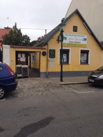 Heuriger Zum Binder - Altes Haus