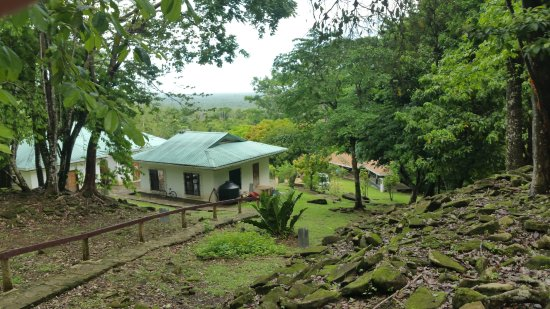 Toledo District, Belize: Gentle walkways with railings