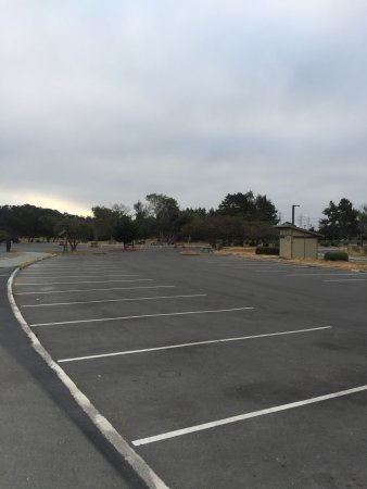San Mateo, Califórnia: Coyote Point Magic Mountain Reservation Area Parking