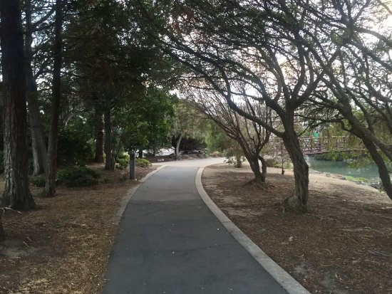 San Mateo, CA: Coyote Point Bay Trail