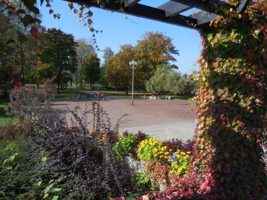 Spätsommer  Spätsommer im Park - Picture of Kosciuszko Park, Katowice ...