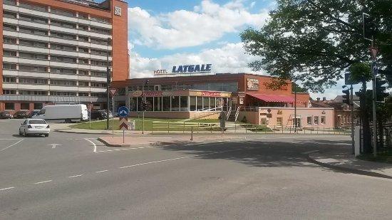 Отель Latgale
