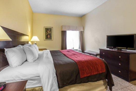 Thomson, GA: Guest room