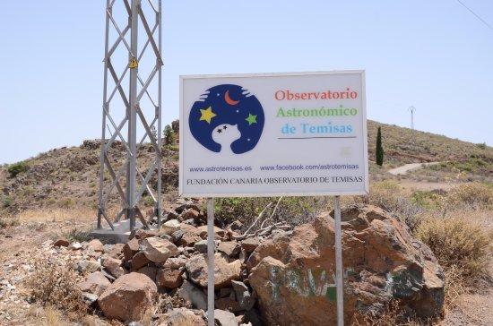 Aguimes, Espagne : Obserwatorium Astronomiczne w Temisas