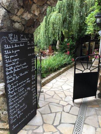 Montsegur, فرنسا: Hôtel Restaurant Costes