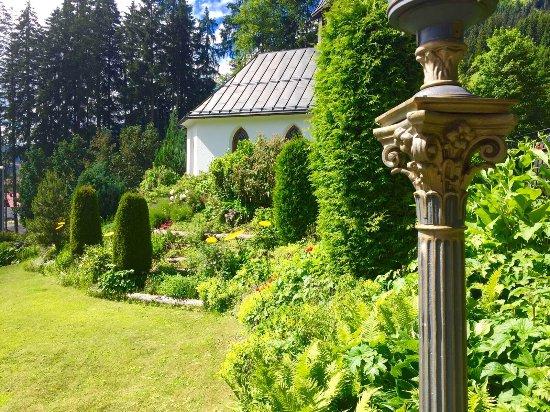 Nesselwaengle, Österrike: Sunneschlossli Tannheimer Tal