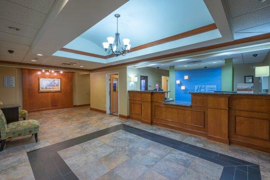 Ranson, Batı Virjinya: Lobby/Front Desk