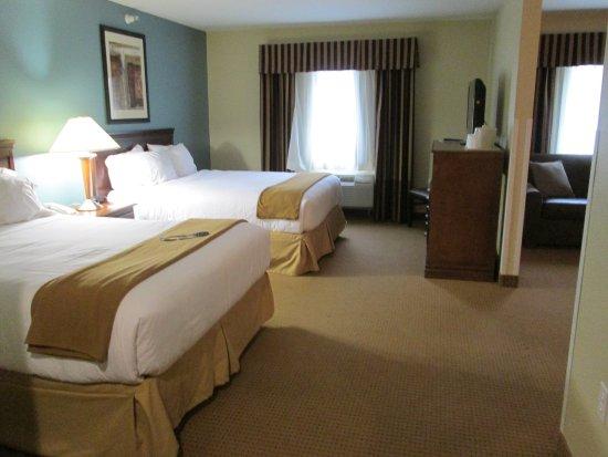 Newell, Virginia Occidental: 2 Queen Suite