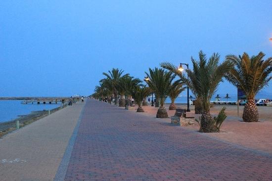 Lo Pagán, Spagna: Evening stroll