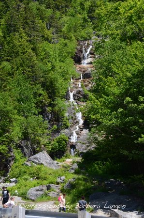 Hart's Location, NH: Crawford Notch, NH