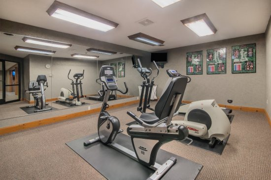 Holiday Inn Dundee - Waterpark: Fitness Center