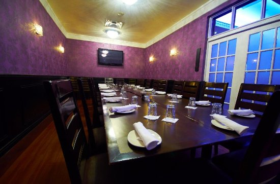 Boucherville, Kanada: Our smaller private room, can hold up to 24 people.