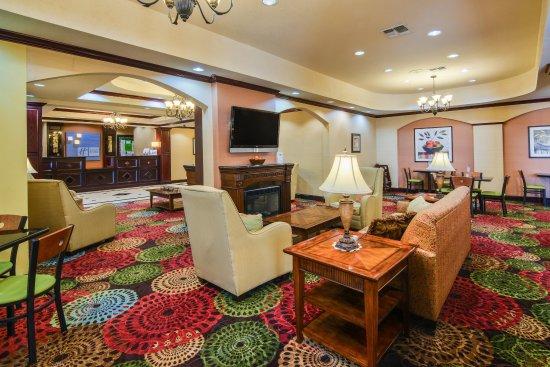 Terrell, Техас: Lobby Lounge