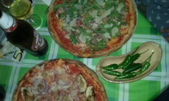 Pizzeria Il Conte: Vi allego anche la foto #ProvarePerCredere
