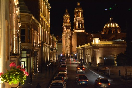Zacatecas, Mexiko: The city that never changes