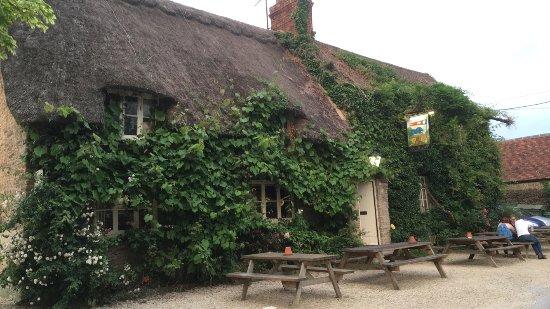 Longworth, UK : Blue Boar Inn