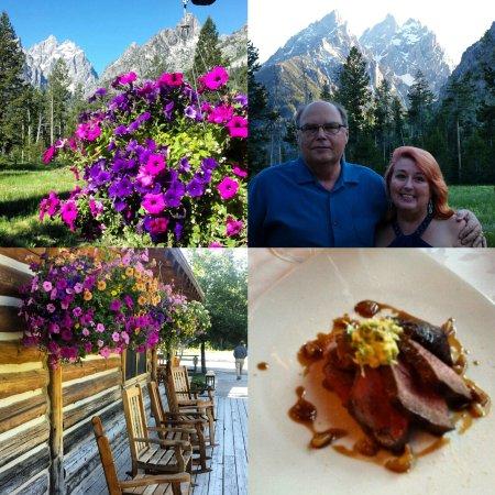 Jenny Lake Lodge: World Class trip in all ways!