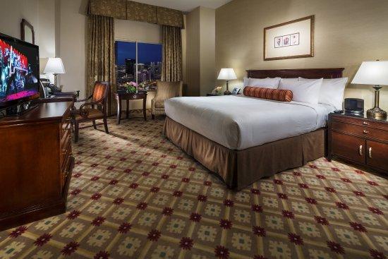 Monte Carlo Resort & Casino: High Floor