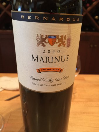 Bernardus Winery and Vineyard : photo0.jpg