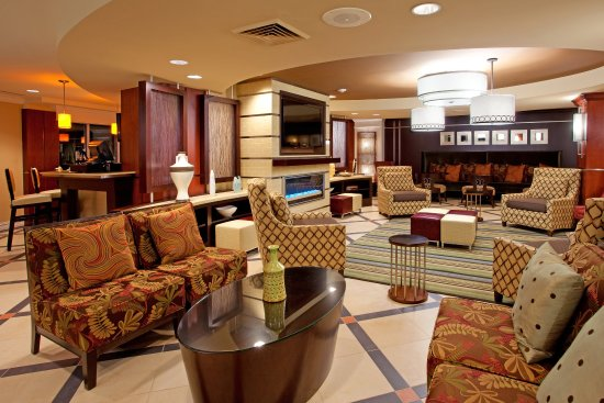 Άντερσον, Νότια Καρολίνα: Hotel Lobby