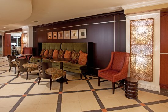 Anderson, SC: Hotel Lobby