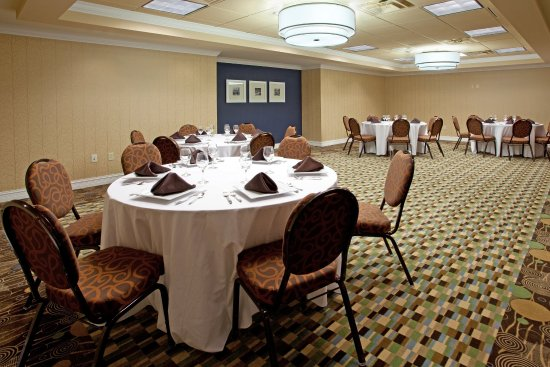 Holiday Inn Anderson: Formal Function Space, capacity up to 50