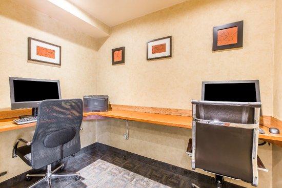 Comfort Suites San Diego Miramar: Computer