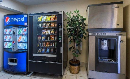 Taylor, MI: Snack  Vending