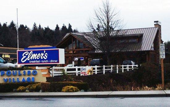 Elmer S Restaurant Poulsbo Poulsbo Wa