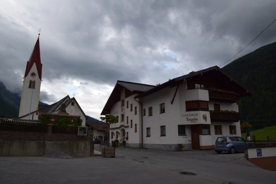 Pettneu am Arlberg, Austria: vue générale