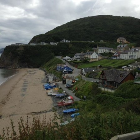 Gwalia Falls Retreat: Accomadation on the top cliff , but easilt accessible