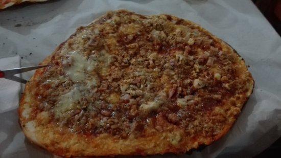 La Tabla de Tarifa: pizza barbacoa