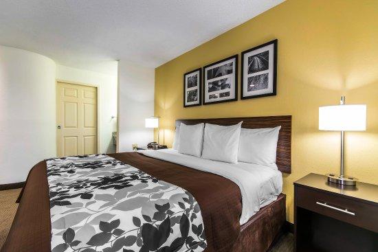 Sleep Inn: Guest Room