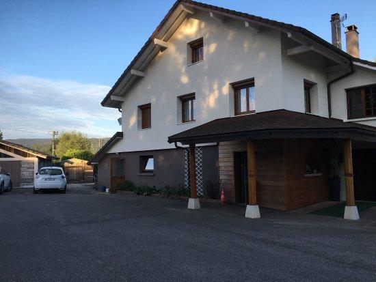 Brion, Francia: Restaurant Bernard Charpy