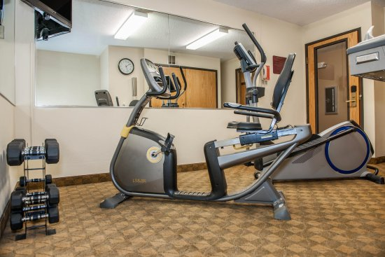 Sleep Inn Champaign Urbana - University Area: ILFITNESS
