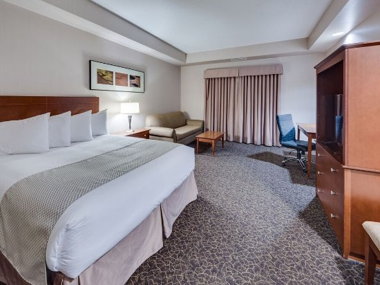Brooks, Canadá: Elite Queen Room