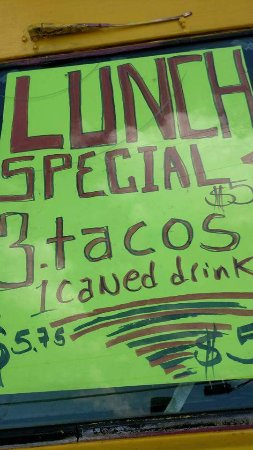 Lenoir, NC: Lunch Special