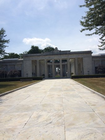 Niles, OH: National McKinley Birthplace Memorial