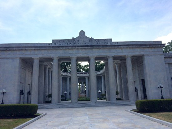 McKinley Birthplace Home and Research Center: National McKinley Birthplace Memorial