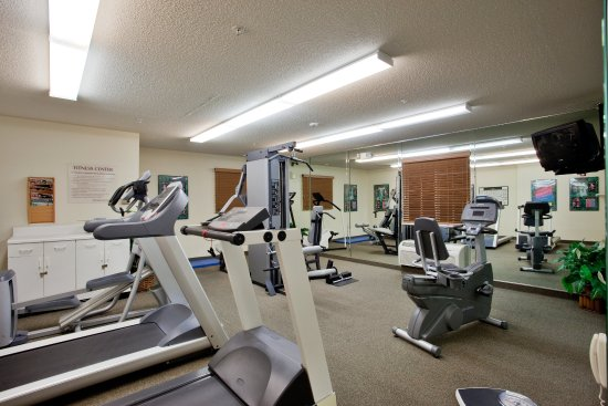 Candlewood Suites - Hampton: Candlewood Gym Fitness Center