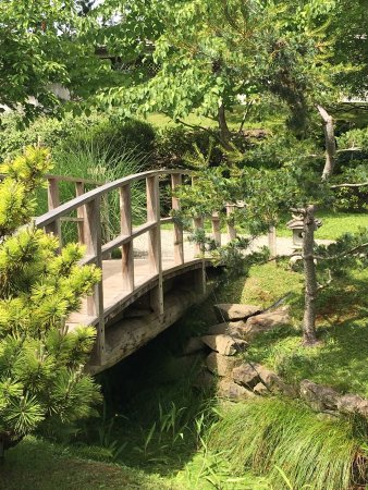 Mayne Island, Kanada: Japanese Garden