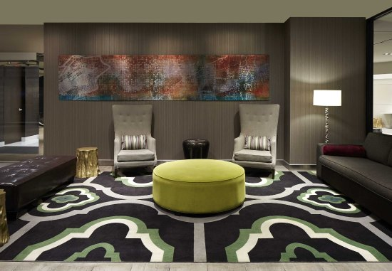 Delta Barrington: Lobby Lounge