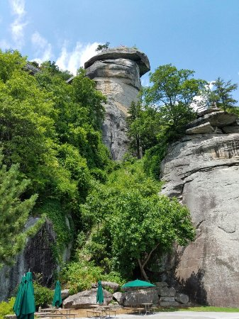 Chimney Rock, Carolina do Norte: 20160705_123544_large.jpg