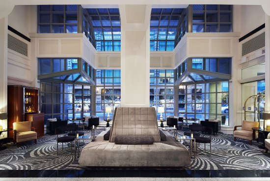 Loews Hotel Vogue: Verriere