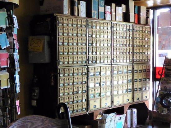 Barefoot Buddha: Mail boxes