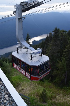 North Vancouver, Canadá: Gondola up and down if you want