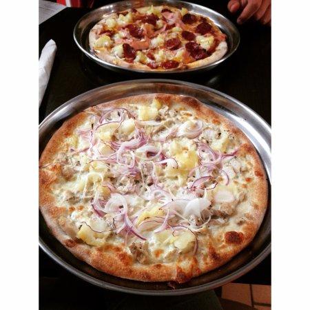 Ile-de-France, França: Ma pizza favorite!