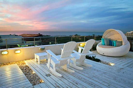 Shalom Hotel & Relax Tel Aviv - an Atlas Boutique Hotel: Hotel Shalom Sunset New