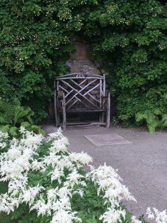 Lenox, Μασαχουσέτη: Walled garden