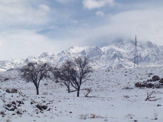 Shah Mountain: Lalezar mountain